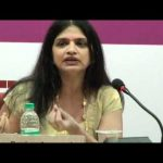 Ravina Agarwal at the Working Session II - Internet Right as Human Right