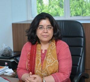 Meenakshi Batra CEO, CAF India
