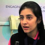 Sher Bano : South asia summit on social media for digital empowerment