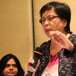Ruth Leano : Concluding remarks : MSBC Hyderabad