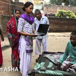Opration Asha : Winner : Mobile for good award 2014