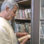 Film on status of libraries in india