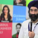 Jaskeerat Singh : South asia summit on social media for digital empowerment