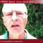 Geoff Lye : Leaders Quest