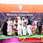 Osama Manzar, Founder & Director, DEF : Minority cyber gram yojna
