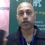 Osama Manzar, from APC member DEF, talks about accesibility at the IGF