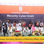 Dr. L.K panwar, secretary, ministry of minority affairs : Minority cyber gram