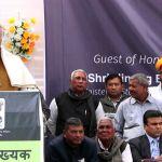Nawab A Khkan, Former Cabinet Minister, Govt of India : Minority cyber gram yojna
