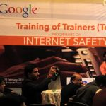 Sayed Mairaj : Working session 2 : TOT program on internet safety