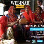 IVLP - Digital Inclusion Webinar - Live Stream
